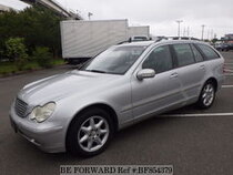 Used 2003 MERCEDES-BENZ C-CLASS BF854379 for Sale for Sale
