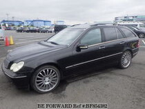 Used 2007 MERCEDES-BENZ C-CLASS BF854382 for Sale for Sale