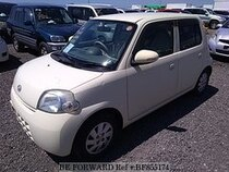 Used 2007 DAIHATSU ESSE BF855174 for Sale for Sale