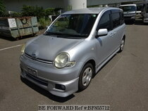 Used 2005 TOYOTA SIENTA BF855712 for Sale for Sale
