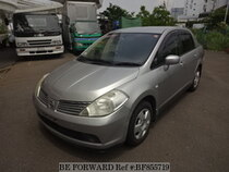Used 2005 NISSAN TIIDA LATIO BF855719 for Sale for Sale