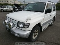 Used 1998 MITSUBISHI PAJERO BF855507 for Sale for Sale