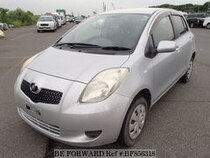 Used 2005 TOYOTA VITZ BF856318 for Sale for Sale