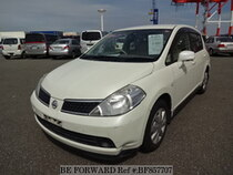 Used 2004 NISSAN TIIDA BF857707 for Sale for Sale
