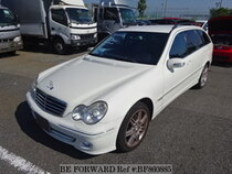 Used 2007 MERCEDES-BENZ C-CLASS BF860885 for Sale for Sale