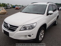 Used 2009 VOLKSWAGEN TIGUAN BF860807 for Sale for Sale