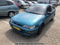 Used 1997 TOYOTA COROLLA BF865091 for Sale for Sale