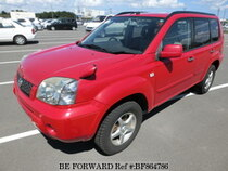 Used 2003 NISSAN X-TRAIL BF864786 for Sale for Sale
