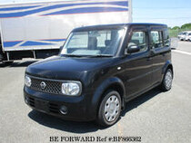 Used 2007 NISSAN CUBE BF866362 for Sale for Sale