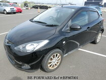 Used 2009 MAZDA DEMIO BF867001 for Sale for Sale