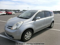 Used 2007 NISSAN NOTE BF867008 for Sale for Sale