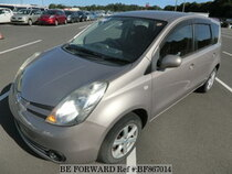Used 2006 NISSAN NOTE BF867014 for Sale for Sale