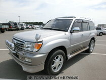Used 2002 TOYOTA LAND CRUISER BF866469 for Sale for Sale