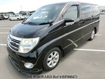 Used 2008 NISSAN ELGRAND BF866471 for Sale for Sale