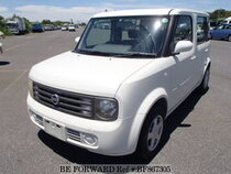 Used 2003 NISSAN CUBE CUBIC BF867305 for Sale for Sale