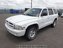 Used 1998 DODGE DURANGO BF868125 for Sale for Sale