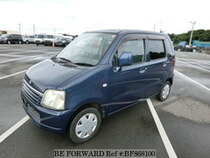 Used 2002 SUZUKI WAGON R BF868100 for Sale for Sale