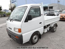 Used 1998 SUZUKI CARRY TRUCK BF868719 for Sale for Sale