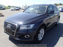Used 2013 AUDI Q5 BF868843 for Sale for Sale
