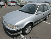 Used 2001 TOYOTA SPRINTER CARIB BF868889 for Sale for Sale