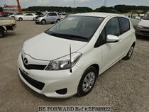 Used 2012 TOYOTA VITZ BF868922 for Sale for Sale
