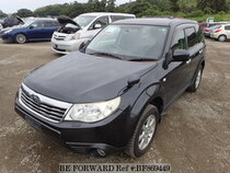 Used 2009 SUBARU FORESTER BF869449 for Sale for Sale