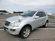 Used 2005 MERCEDES-BENZ M-CLASS BF869569 for Sale for Sale