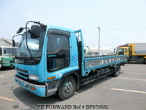 Used 2001 ISUZU FORWARD BF870582 for Sale for Sale