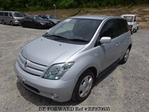 Used 2005 TOYOTA IST BF870635 for Sale for Sale
