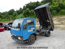 Used 1986 MITSUBISHI CANTER BF870527 for Sale for Sale