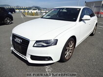 Used 2008 AUDI A4 BF873288 for Sale for Sale