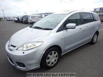 Used 2006 MAZDA PREMACY BF873601 for Sale for Sale