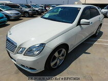 Used 2010 MERCEDES-BENZ E-CLASS BF873658 for Sale for Sale