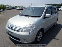 Used 2010 TOYOTA RAUM BF873914 for Sale for Sale
