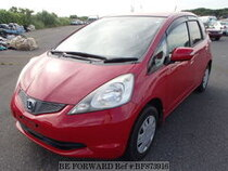 Used 2007 HONDA FIT BF873916 for Sale for Sale