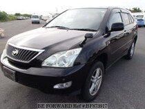 Used 2010 TOYOTA HARRIER BF873917 for Sale for Sale