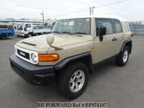 Used 2013 TOYOTA FJ CRUISER BF874107 for Sale for Sale
