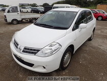 Used 2013 NISSAN TIIDA LATIO BF874238 for Sale for Sale