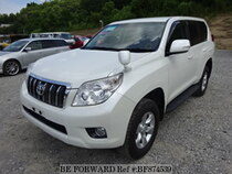 Used 2010 TOYOTA LAND CRUISER PRADO BF874539 for Sale for Sale
