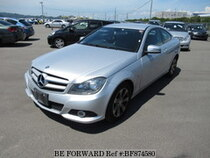 Used 2012 MERCEDES-BENZ C-CLASS BF874580 for Sale for Sale