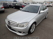 Used 2007 MERCEDES-BENZ C-CLASS BF874483 for Sale for Sale