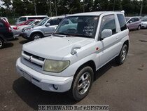 Used 2000 MITSUBISHI PAJERO IO BF879056 for Sale for Sale