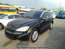 Used 2006 SSANGYONG KYRON BF879496 for Sale for Sale