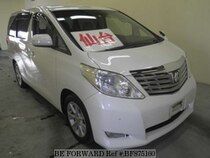 Used 2010 TOYOTA ALPHARD BF875160 for Sale for Sale