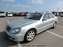 Used 2003 MERCEDES-BENZ S-CLASS BF880067 for Sale for Sale