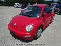 Used 1999 VOLKSWAGEN NEW BEETLE BF880536 for Sale for Sale