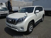 Used 2015 TOYOTA LAND CRUISER PRADO BF880868 for Sale for Sale