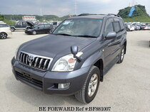 Used 2003 TOYOTA LAND CRUISER PRADO BF881007 for Sale for Sale