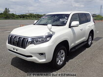 Used 2017 TOYOTA LAND CRUISER PRADO BF880444 for Sale for Sale
