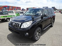 Used 2010 TOYOTA LAND CRUISER PRADO BF880446 for Sale for Sale